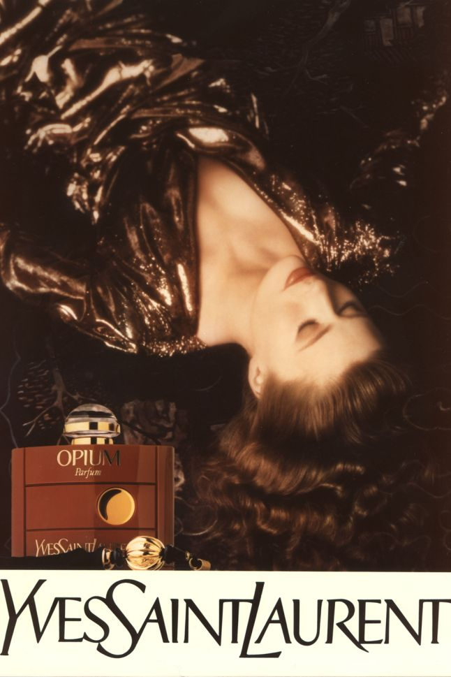 The Many Highs Of Opium… (Perfume That Is) | Marie Claire