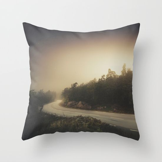 Buy The roads we travel by HappyMelvin as a high quality Throw Pillow. Worldwide shipping available at Society6.com. Just one of millions of products available.