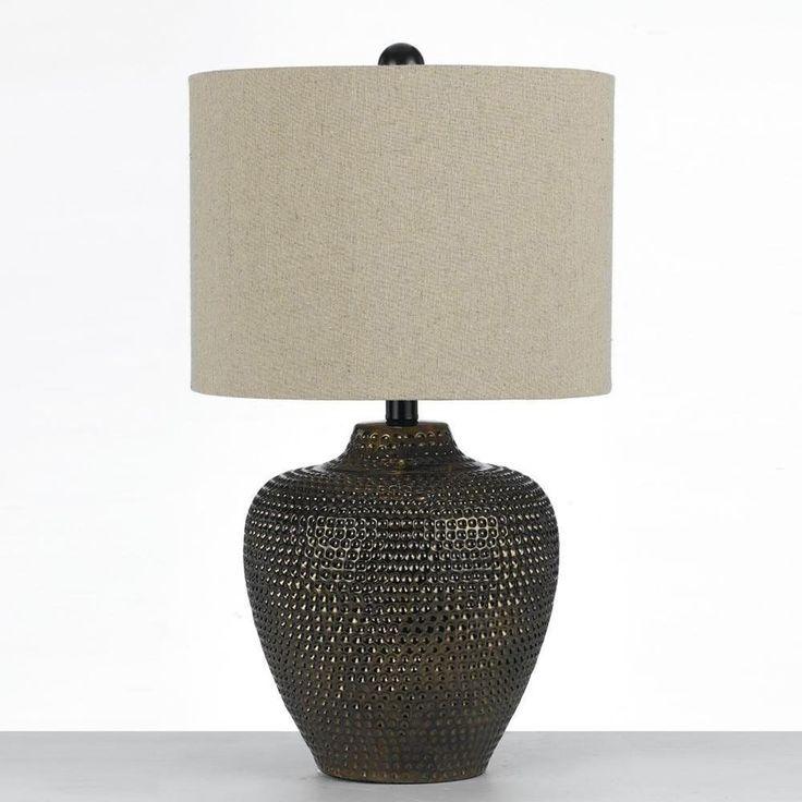 AF Lighting Brown 8559-TL Danbury Table Lamp