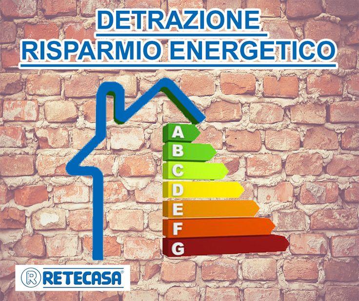 VUOI RISPARMIARE FIN DA SUBITO? SCOPRI COME DETRARRE IL 65% PER LAVORI DI RIQUALIFICAZIONE ENERGETICA? Per aiutarti e semplificarti la vita, condividiamo un link dove puoi trovare risposte brevi e chiare su una normativa in evoluzione: http://www.agenziaentrate.gov.it/…/Faq/Risparmio+energetico/  Vuoi saperne di più? bondeno@retecasa.it #risparmio #energia #casa #detrazione #IRPEF