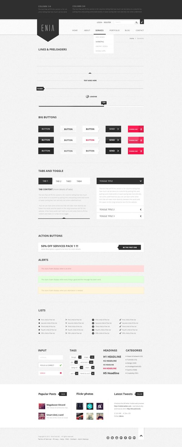 user interface design document template - 45 best images about style guides on pinterest behance