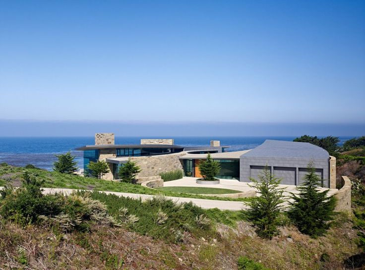 Best Cliff Side Dining Images On Pinterest Architecture - Modern house on cliff