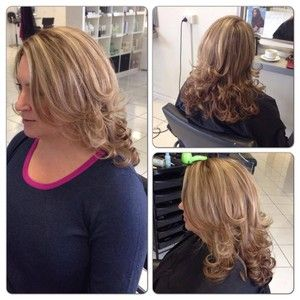 Highlights, Tint, Cut & Blow-wave!