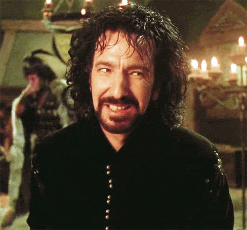 Alan Rickman in Die Hard and Robin Hood, Prince of Thieves. | A Definitive List Of British Movie Bad Guys Ranked From Worst To Best