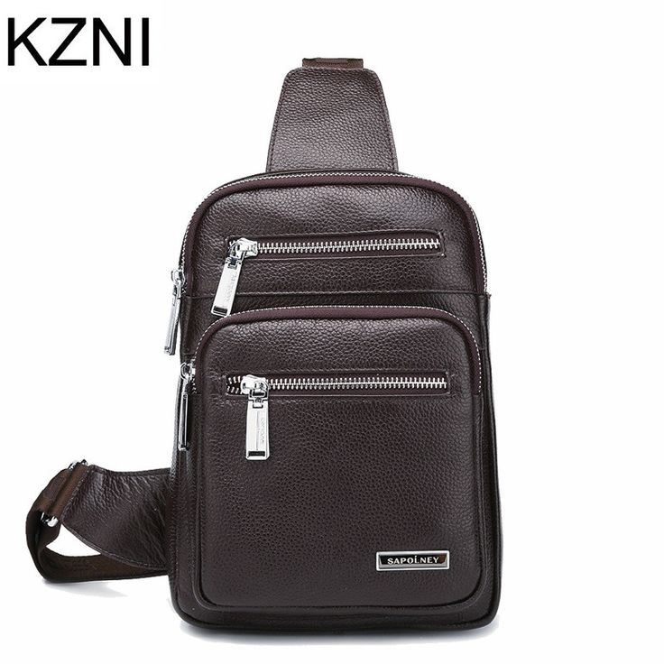 (54.44$)  Watch more here  - KZNI genuine leather bags for Men famous brand bag Men black bags Men bolsas femininas bolsas de marcas famosas L031335