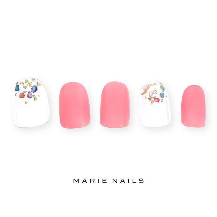 #マリーネイルズ #marienails #ネイルデザイン #かわいい #ネイル #kawaii #kyoto #ジェルネイル#trend #nail #toocute #pretty #nails #ファッション #naildesign #awsome #beautiful #nailart #tokyo #fashion #ootd #nailist #ネイリスト #ショートネイル #gelnails #instanails #marienails_hawaii #cool #liketkit #fashionlovers