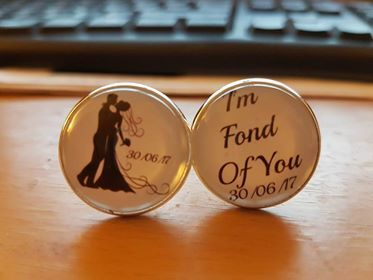 custom made to order as per Brides instructions