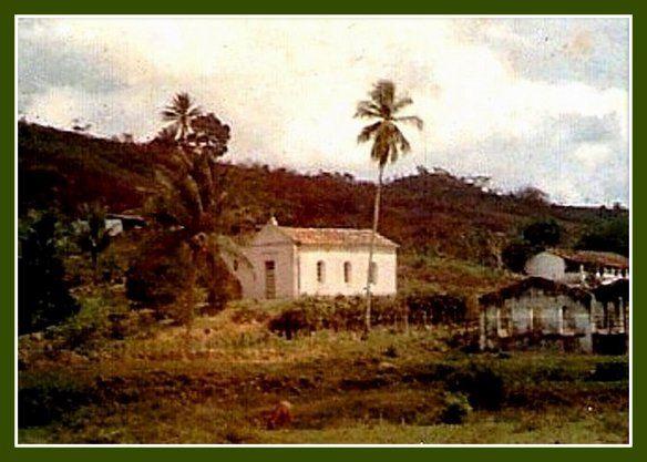 AMARAJI - DO BARONATO AO ANO 2000: A Capela do Engenho Amaraji d´Água