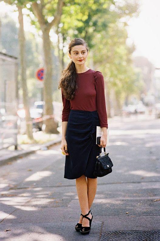 Vanessa Jackman: Paris Fashion Week SS 2014....Natalia