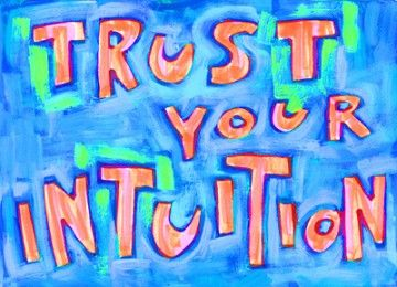 You, YES YOU, are able to unlock your intuition. Don't believe me? After reading these 3 steps, my hope is that you will believe in YOU, in your gut.