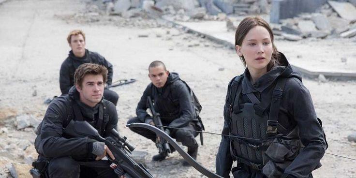 Hunger Games : La Révolte, partie 2 : découvrez la bande-annonce