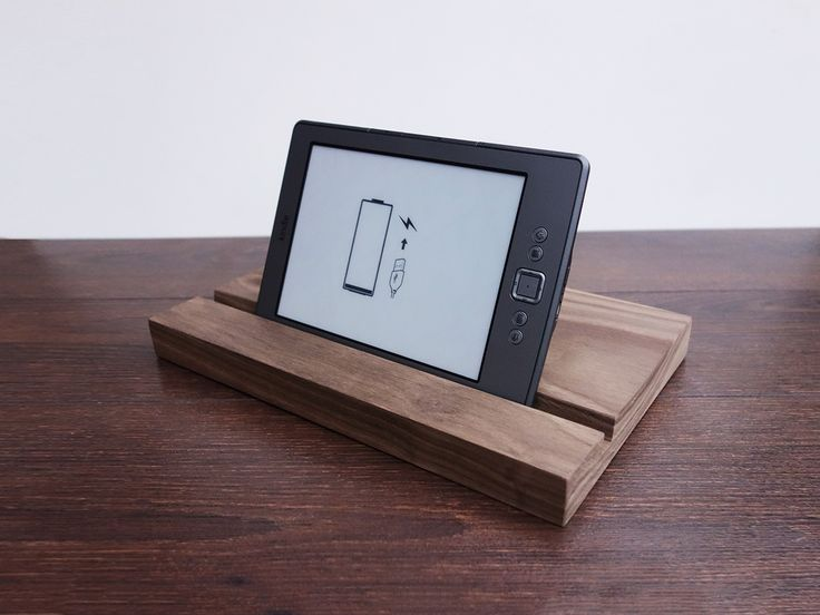 iPad stand. Wood iPad stand. Wooden iPad Stand by MagoWood