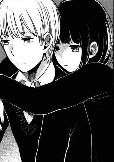 Awaya Mugi x Yasuraoka Hanabi
