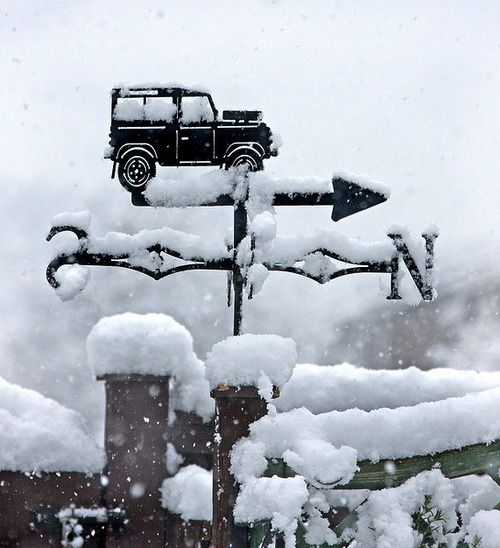 Go North #LandRover