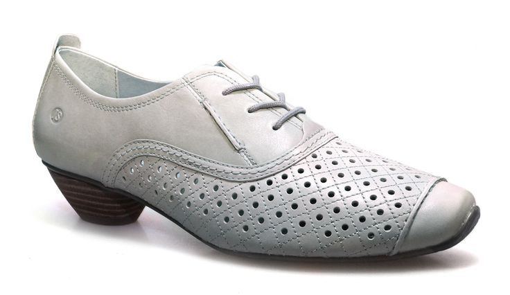 Try wearing this Josef Seibel Tina 305 oxford heel to the all-white party.