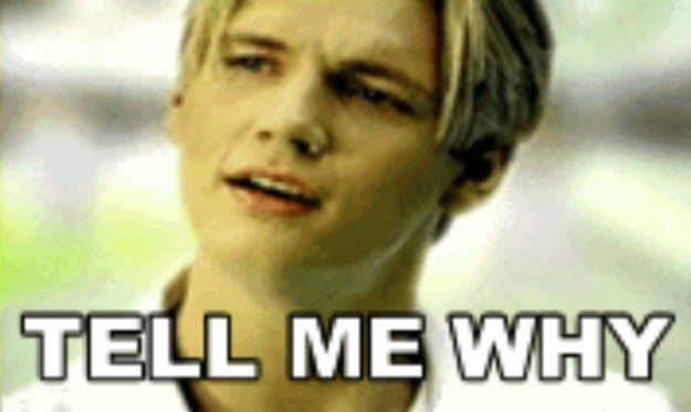 Então como tudo isso aconteceu? | Os Backstreet Boys estão gravando músicas novas e planejando uma turnê em Las Vegas
