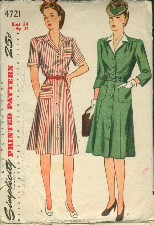 17 Best images about 30s & 40s Swing/WWII Era on Pinterest ... - photo #22