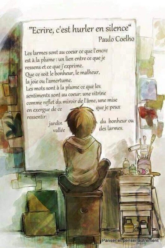 Citation signée Paulo Coelho ...