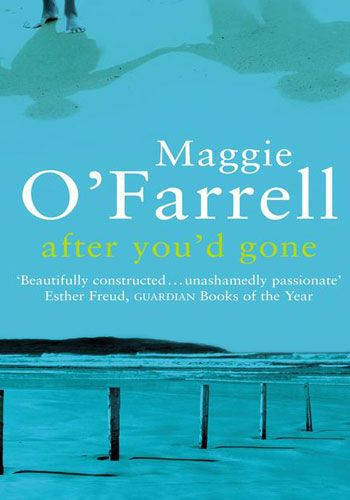After You'd Gone (2000) by Maggie O'Farrell: Not even halfway through and I already love it...! Unreserved recommendation. There goes my budget. Will have to buy all of her other books now.