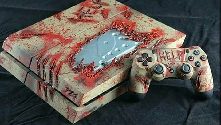 One of a kind  design from @csmodsandart    Best pages @vividcontrollermodz @retromino @gameandvideostore @gamer2go  @snapmaticpictures @team1upem  Credits to @csmodsandart  Hashtags (Ignore) #xb1 #ps4 #xbox #playstation #game #games #gaming #videogames #onlinegaming #retro #collector #gamerlife #gamergirl #gamer #nintendo #instagaming #instagamer #steam #gameraddicts #mario #gta #gta5 #gtaonline #gamerguy #pokemon #rockstargames #team1upem #instagood #retrogames
