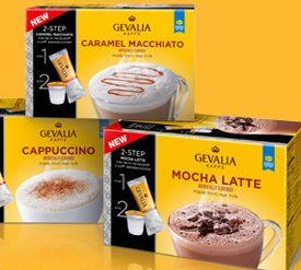 Free sample of Gevalia Mocha Latte K-Cups