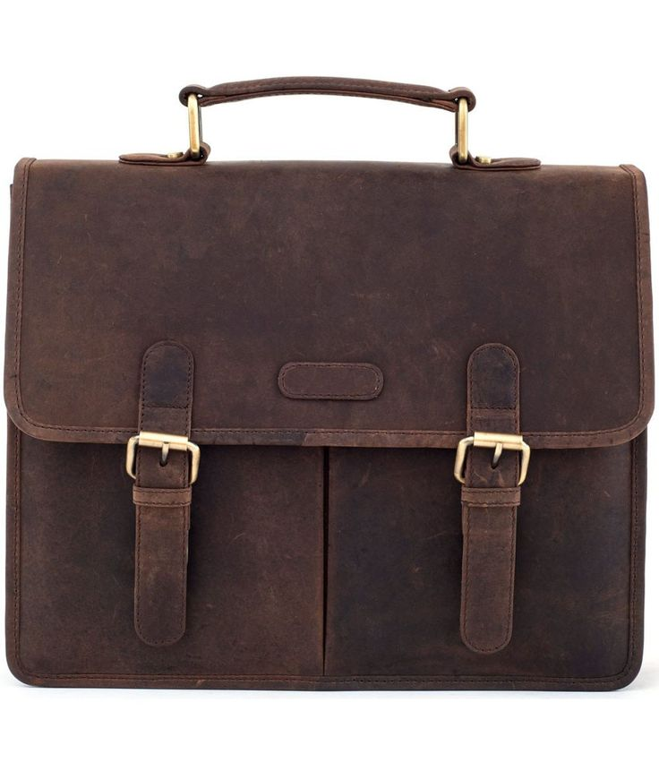 Leaderachi Oakland Office Briefcase (muskat)