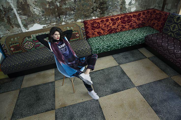 Corina Olaru for W2017 Venera Arapu Fashion photography