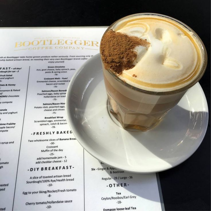 Nothing like a red latte from Bootlegger Coffee Company to kick start your day... #myredespresso
