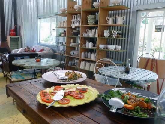 Cafe Bloom on the Midlands Meander serves up a daily buffet of seasonal produce to tempt the tastebuds. More information: www.midlandsmeander.co.za