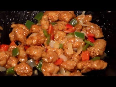 The BEST Chinese Style Sweet n Sour Chicken Recipe: How To Make Sweet n Sour Chicken Sauce - YouTube