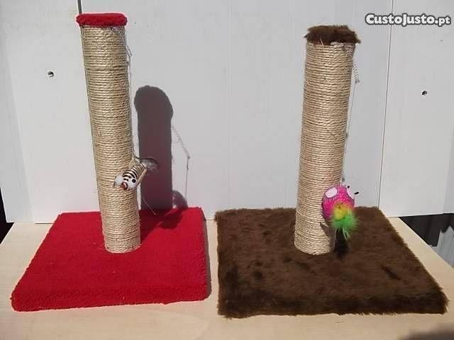 Arranhador para Gatos - à venda - Acessórios para Animais, Setúbal - CustoJusto.pt