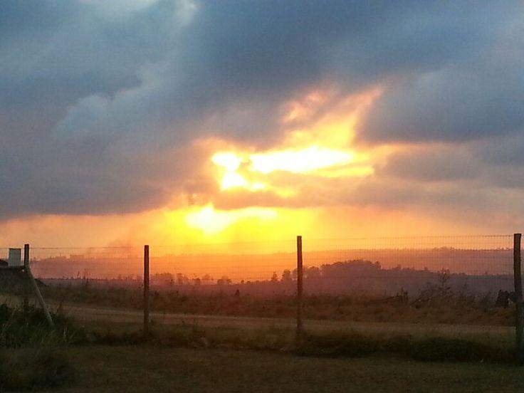 Monteseel sunset