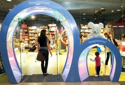19 best tiendas juguetes images on pinterest for Puerta imaginarium