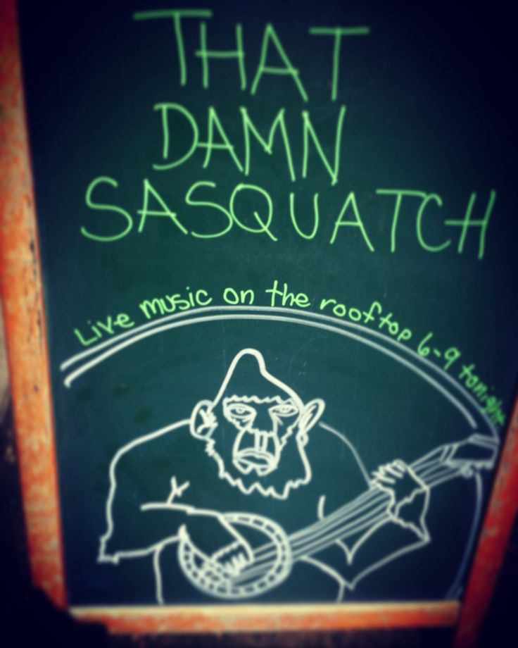 The Rooftop Concert Series kicks off tonight with That Damn Sasquatch at 6pm! Come early and grab a patio table to observe the Sasquatch in its natural habitat! #thatdamnsasquatch #freelivemusic #livemusic #rooftopconcertseries #concertseries #rooftop #denvermusic #coloradomusic #localmusic #comusicscene #supportlocalmusic #patio #patioseason #freemusic #5280 #303 #naturalhabitat #denver #colorado #eatdrinklive