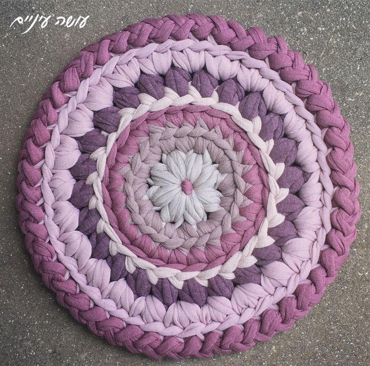 Haciendo ojo - pote de punto de alambre camisetas    OsaEinaim - Crochet…