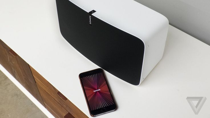 Sonos speakers will soon let you play tunes from Apple Music