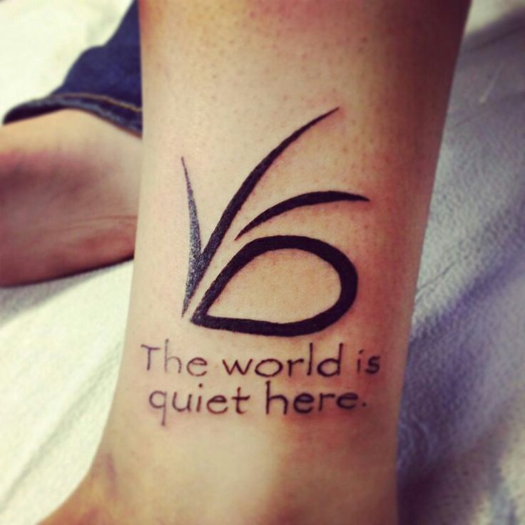Tattoo #3: From The Children's Book Series A Series Of
