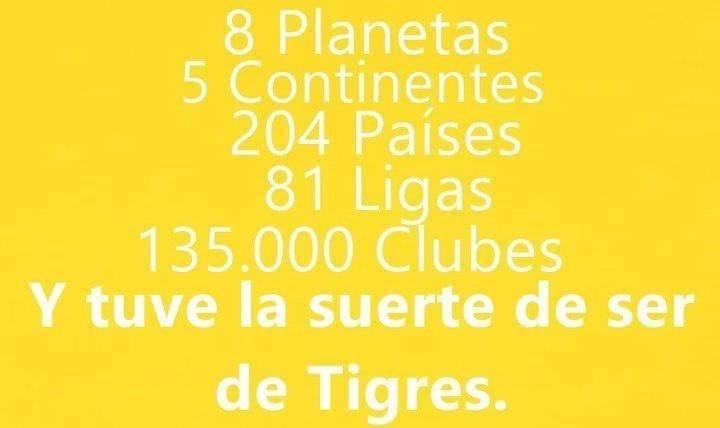 Esto es Tigres. #futbol