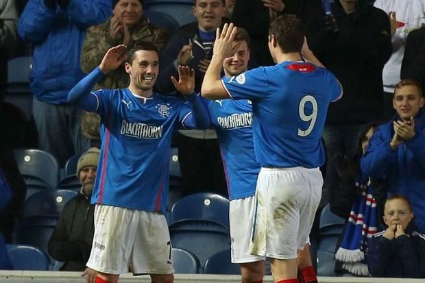 Rangers 6 Forfar Athletic 1 Rangers are on their best run of winning games for 114 years after they easily dispatched a Forfar Athletic side who had inflicted their only defeat of the season in the League Cup. Their nineteenth victory in a row in all competitions means that they are now just three games off equalling a club record set in 1899.