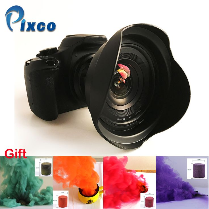 15mm f/4 f/4.0 F4 Ultra Wide Angle Lens suit for Nikon Canon Digital SLR Cameras+Gift-4Color Studio Photography Props Smoke Cake Click visit to check price #camera