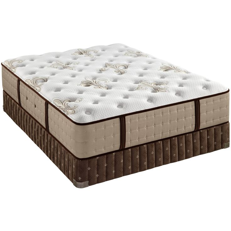 stearns u0026 foster estate scarborough mattress u0026 box spring assorted styles at savings off retail