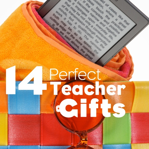 Great class gifts for that awesome teacher in your child's life