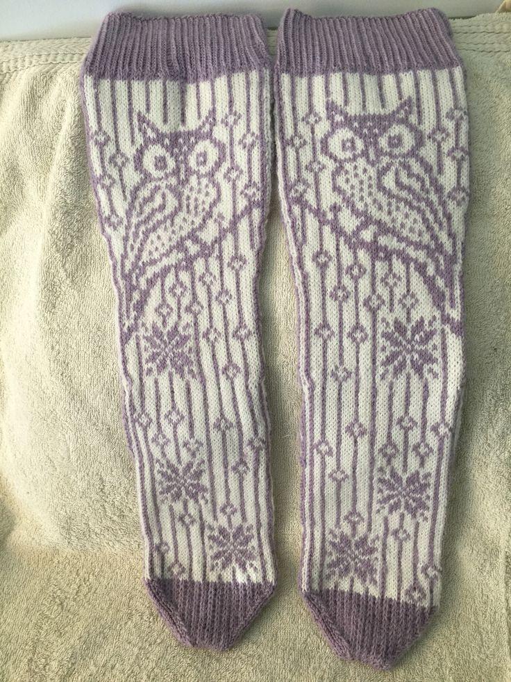 Ugle sokker - bestilling