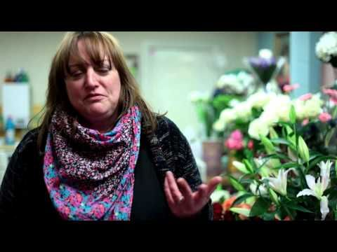 christmas countdown shrewsbury lulu flowers#SourceDesign #Christmas #Independent #Retail #Video #Shrewsbury