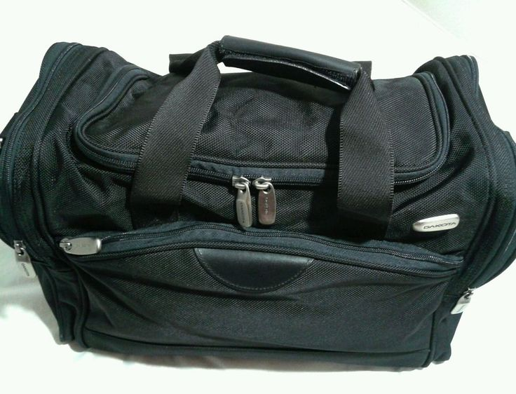 TUMI Dakota Travel Bag Carry On, Boarding Tote ~Black #Dakota...
