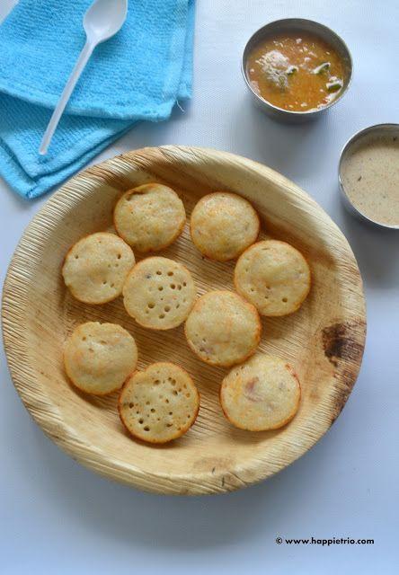 Carrot Kuzhi Paniyaram | Chettinadu Paniyaram Recipes