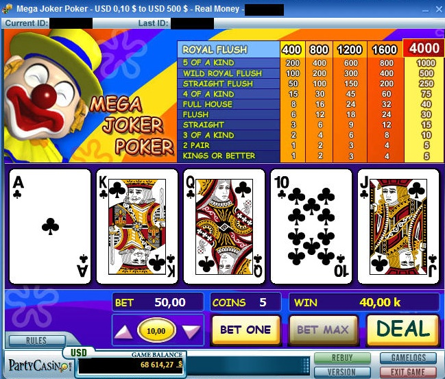 Mega Joker Poker 40.000 $ BigWin!  You can find hundreds of Big Win pictures and more videos here: http://www.bigwinpictures.com
