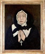 Saint Marguerite Bourgeoys was canonized in 1982. A pioneer woman who worked in an outpost of the French empire, she built houses and established a farm, and opened schools for native children as well as for children of the colony. She was deterred by neither bishop nor king in the pursuit of her mission.