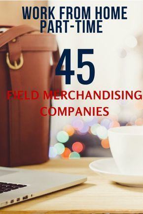 Want a flexible way to earn money from home part time. This is a list of the best field merchandising companies