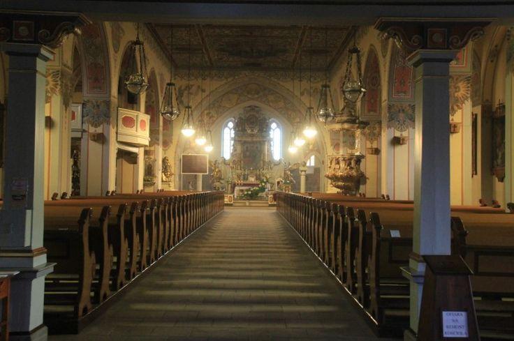 Kościół św. Marii Magdaleny w Czersku